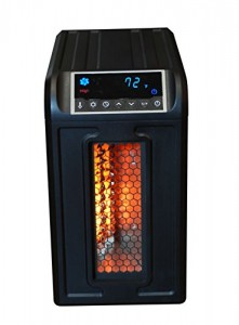 Lifesmart Meduim Room Infrared Heater w/Remote