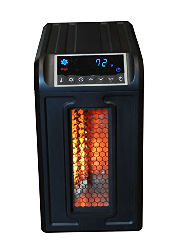 Lifesmart Meduim Room Infrared Heater w/Remote