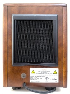 iLiving Infrared Portable Space Heater With Dual Heating System
