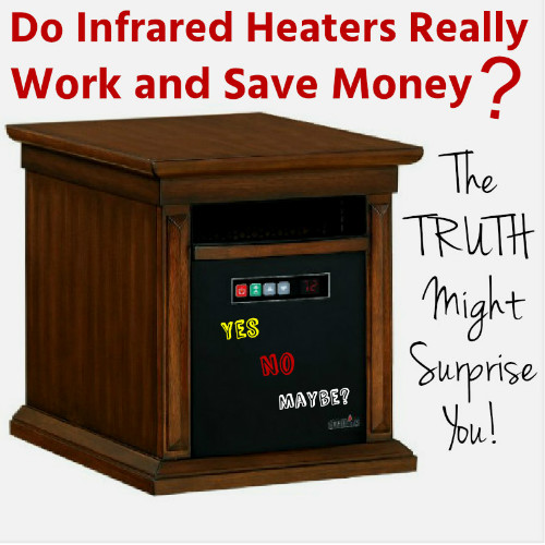 Can an Infrared Heater Help Me Save Money